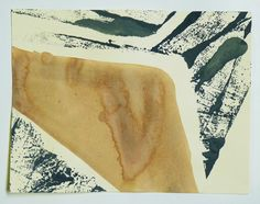 Ian MacLeod ::  'Untitled' -  2015 -  Acrylic on paper.