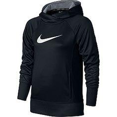 Nike Girls' KO 3.0 Pullover Hoodie - SportsAuthority.com