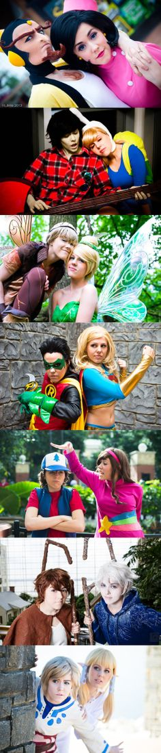 *SoloGrayson & *Courtoon/*xHee-Heex (Monarch) #cosplay