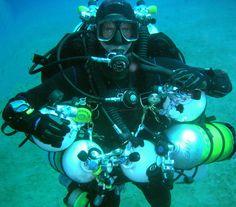 Deep+Wreck+Diving | Deep Wreck Diving www.flowcheck.es Taller de equipos de…