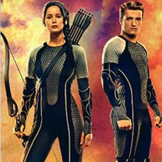 I took the Which Movie Couple Are You and Your Guy? quiz on Seventeen and got: You are your boyfriend are like Peeta and Katniss in The Hunger Games. ha well if I had a boyfriend... lol