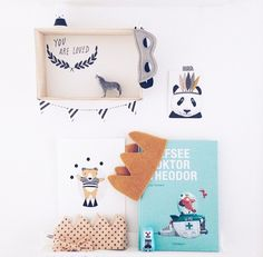 Instagram Inspiration. Cute Kids' Rooms - Petit&Small
