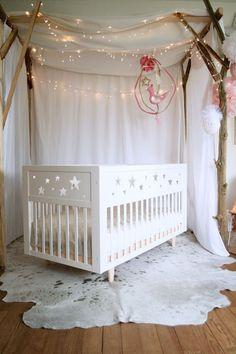 Ciel de lit baby zimmer в 2019 г. babyzimmer, baby jungenzimmer и baby möbe Baby Bedroom, Baby Boy Rooms, Little Girl Rooms, Kids Bedroom, Baby Room Design, Nursery Design, Nursery Decor, Baby Decor, Kids Decor