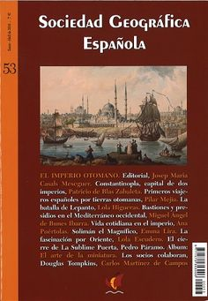 SOCIEDAD GEOGRÁFICA ESPAÑOLA  nº 53 (Xaneiro-abril 2016)