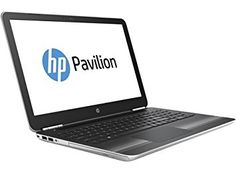 Buy HP Pavilion 15-AU008TX 15.6-inch Laptop (Core i7-6500U/16GB/2TB/Windows 10 Home/4GB Graphics), Natural Silver from Flipkart.