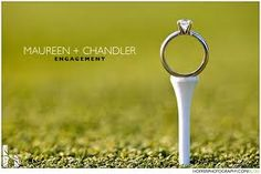 Cute idea if you are both into golf! I, however, am not! but it's still a cute idea!