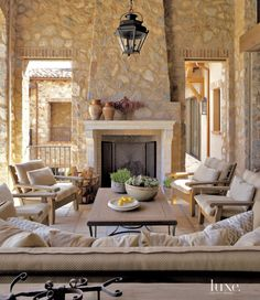 A Mediterranean Farmhouse-Style Scottsdale Estate | LuxeDaily - Design Insight from the Editors of Luxe Interiors + Design