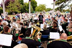 TILBURY BRASS BAND P