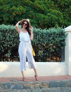 Look de Verano #Lucilooks #LetterstoLucia #ootd #fashionblogger #outfit  #summer #style http://www.letterstolucia.com/blog/2017/09/04/look-calor-de-verano/