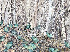 Artist painter Michelle Morin