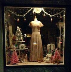 Sugar Plumb theme window at Lilacs-N-Calico & Co. Christmas Photos, Merry Christmas, Christmas Windows, Christmas Ideas, Lilacs, This Is Us, Birthdays, Texas, Anniversary