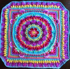 Crochet between worlds: Sophie's Universe CAL - Update!