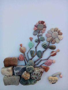 Con piedras