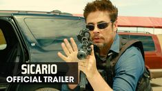 #Sicario starring Emily Blunt, Benicio Del Toro & Josh Brolin   Official Trailer   In theaters September 18, 2015