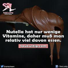 Nutella ist toll!