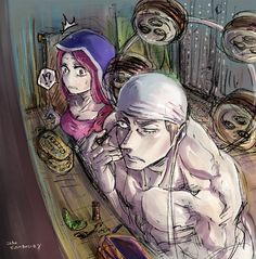 One Piece, Enel
