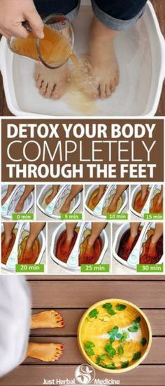 Did you know that one of the most effective ways to cleanse your organism from all harmful toxins and substances is through your feet? Well yes, and this is why in this article we are going to show…