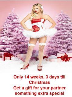 14 weeks till Christmas