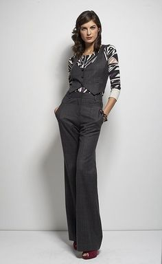 Michelle Miller Hoge found a nice pants suit for #MillionDollarShoppersLiz ...and won!