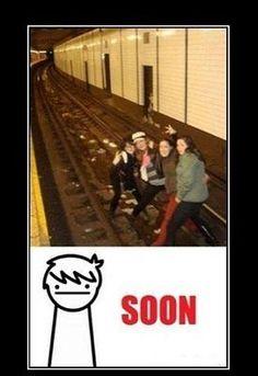 I Like Trains... soon -  Be Careful Girls xD