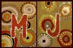 Aboriginal Education, Art Education, Art For Kids, Crafts For Kids, Arts And Crafts, Classe D'art, Afrique Art, Ecole Art, World Crafts
