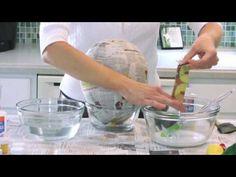 ▶ Elmer's Glue FAQ: How to Make Paper Mache using Elmer's Glue-All - YouTube