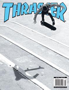 Thrasher  www.junkfoodclothing.com