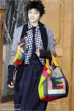 Daniela Gregis fashion women winter 2011 2012