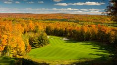 Arthur Hills Golf Course - Boyne Highlands Resort - Harbor Springs, Michigan