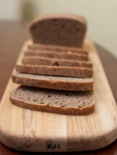 Week 12: real whole wheat bread by The Lushers.