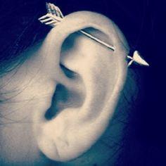 The Arrow Industrial | 28 Adventurous Ear Piercings To Try This Summer