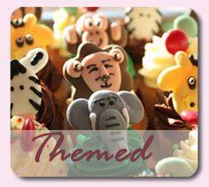 Themed Cupcakes Sydney