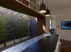 Contemporary Window Seat For The Mind, Body And Soul