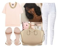 """Pastel"" by shawtyhilfiger on Polyvore featuring Ivy Park, Christian Dior, Givenchy and Topshop"