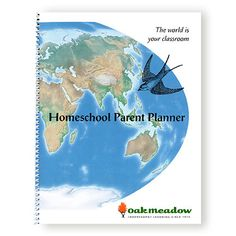 Oak Meadow Parent Planner