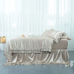 Twin Bed Sets With Comforter Info: 8782979359 Silk Bed Sheets, Twin Bed Sheets, Silk Bedding, Cheap Bed Sheets, Cheap Bedding Sets, Duvet Bedding, Luxury Bedding Sets, Crib Bedding Sets, Big Bedrooms
