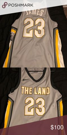 cf32c8099439 Lebron James Cavs Jersey Only worn once. Nike Other