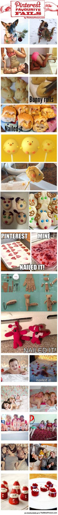 Pinterest gone wrong