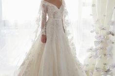 Yaki Ravid Less is so much more. Today we're sharing a few of our favorite long sleeve wedding gowns. There's something so hot about sleeves. I think it's the perfect line between modest and sensual plus it works for almost any kind of bride. So for those brides looking for something a bit more traditional or …