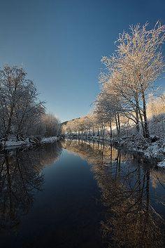 Hareid River, Norway; photo by .Jens Inge Ringstad
