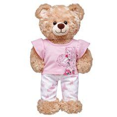 Disney Princess Sleeping Beauty Fashion Set 2 pc.   Build-A-Bear