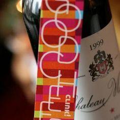 Printable, wine holiday tags, free