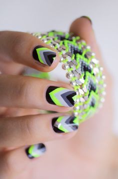 Nail art Inspiration Full Art ! | PSHIIIT