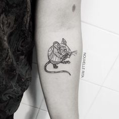 18 sublimes tatouages d'animaux aux formes géométriques   Buzzly