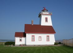 Wood Islands Lighthouse...Prince Edward Island