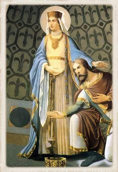 Testimonios para Crecer: Santa Clotilde, 22 de Diciembre