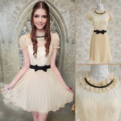 Do you want to be an elegant lady?This kind of chiffon dress must can help you.It is made by bubble sleeve and the color is simple but fresh.You will be like a princess when you dress it on. Nude Mini Dresses, Petite Dresses, Cute Dresses, Flower Girl Dresses, Party Dresses, Ruffle Dress, Chiffon Dress, Dress Skirt, Dress Up