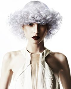 Hair: HOB Art Team @ HOB Salons  Photography: John Rawson  Makeup: James O'Riley