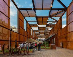 Brazil Pavilion at Expo Milano 2015