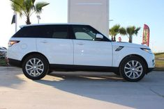 white range rover sport 2014 - Google Search